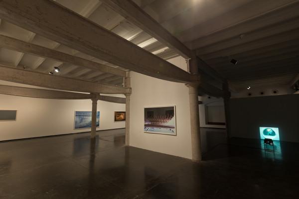 Prajakta Potnis, When the wind blows, Installation view