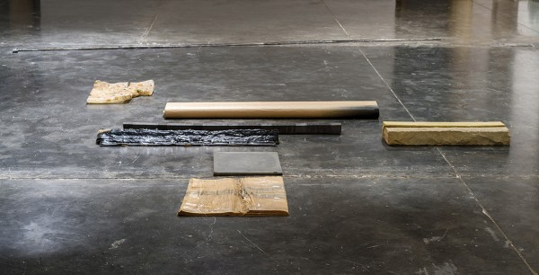 Hemali Buta, Measure of a foot, Installation view