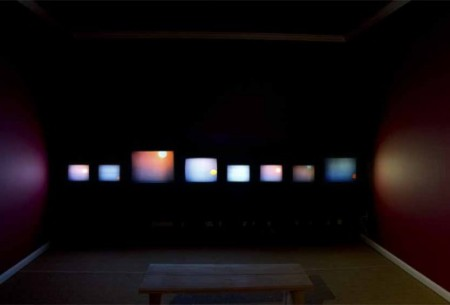 "Neha Choksi, ""The Weather Inside Me"", Installation view"