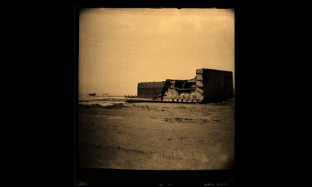 Shumon Ahmed, Metal Graves 6, 2009