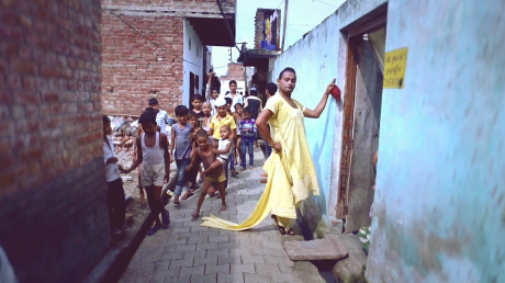 Pallavi Paul, Cynthia Ke Sapne/The Dreams of Cynthia, 2017, film still. Courtesy the artist