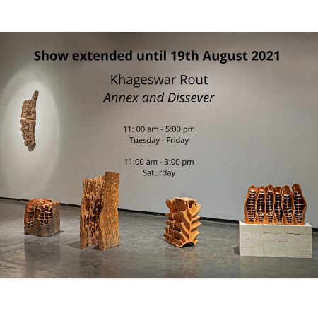 Amitesh Shrivastava, Greedy Seeds, Arcylic on Canvas, 7 x 5 ft, 2021