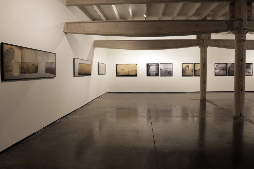 "Shumon Ahmed, 'When dead ships travel"", installation view"