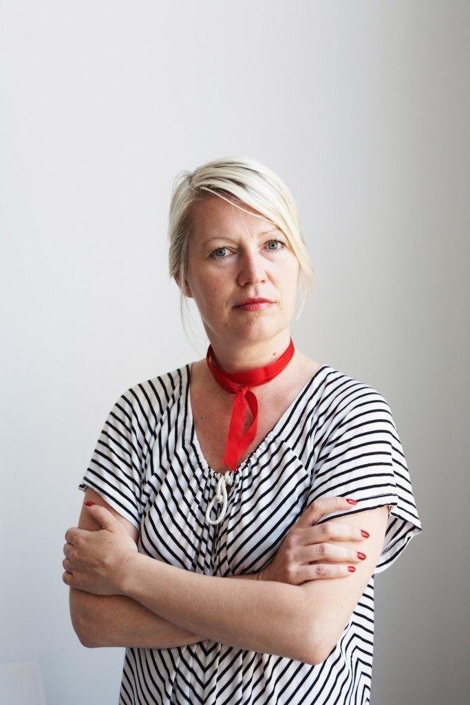 Maria Lind, Artistic Director of the 11th Gwangju Biennale