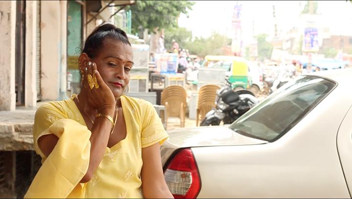 Pallavi Paul, The Dreams of Cynthia (2017) (video still). Three channel video. 44 min. Courtesy the artist and Project 88, Mumbai.