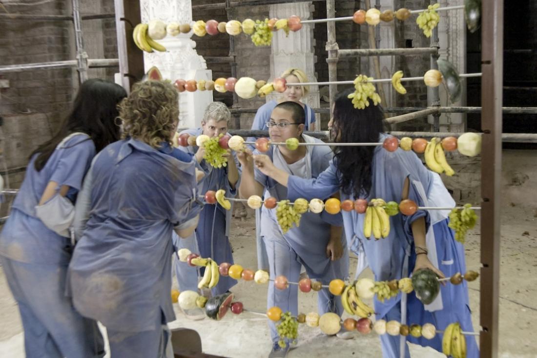 Neha Choksi's production 'Still Abacus'